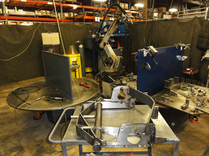 Welding Capabilities and Metal Fabrications