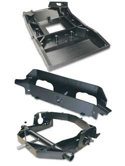 Custom Fabricated & Assembled Parts